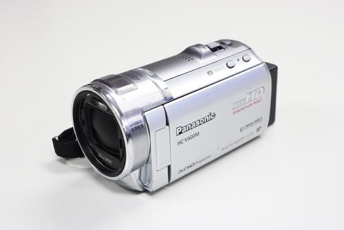 Panasonic HC-V600M ビデオカメラ データ復旧