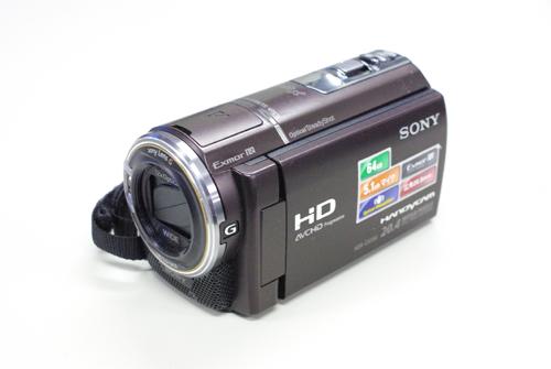 SONY Handycam HDR-CX590V データ復旧