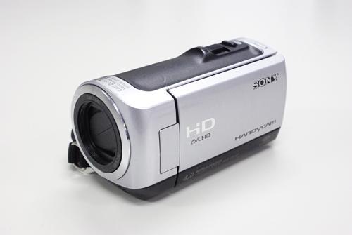 SONY Handycam HDR-CX120 ビデオカメラ データ復旧