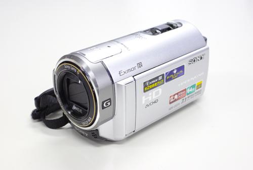 SONY Handycam HDR-CX370V ビデオカメラ データ復旧