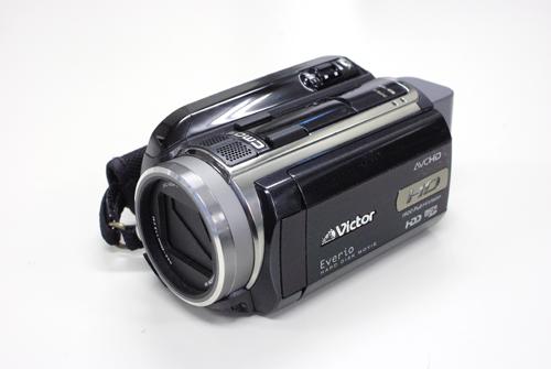 Victor Everio GZ-HD30-B ビデオカメラ データ復旧