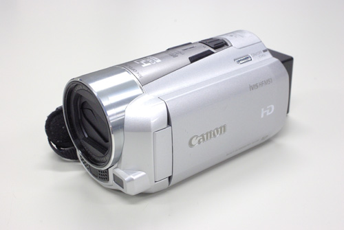 Canon iVIS HF M51 データ復元