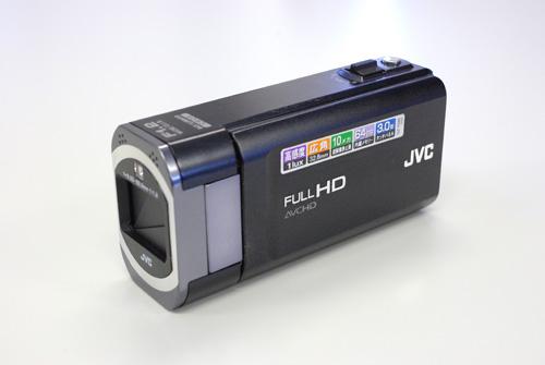 JVC Everio GZ-V590 ビデオカメラ データ復旧
