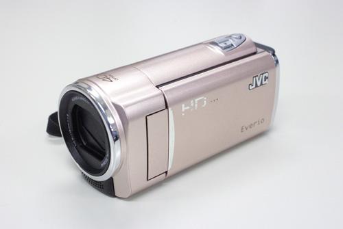 JVC Everio GZ-HM670 ビデオカメラ データ復元