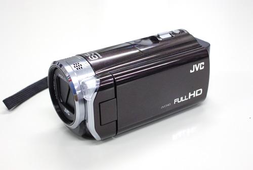 JVC Everio GZ-E565 データ復旧