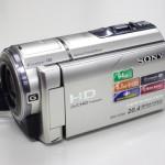 SONY Handycam HDR-CX590V 落として動画再生できない 茨城県古河市【ビデオカメラ データ復旧(落下)】