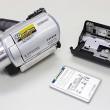 SONY Handycam DCR-SR300 電源が入らない データ復旧
