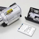 SONY Handycam DCR-SR300 液晶が映らない 電源が入らない【 ビデオカメラ データ復旧(自然故障)】